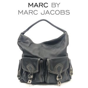 Marc by Marc Jacobs Softy Faridah Pocket Hobo Bag